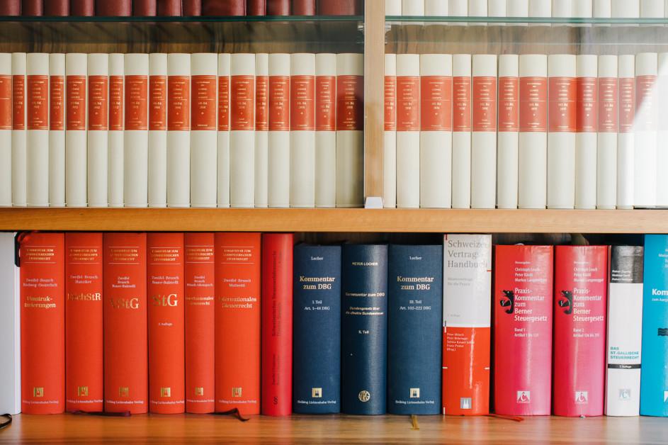Steuerrecht: Rechnungslegungsrecht, Grundstückgewinnsteuer, Steuerstrafrecht